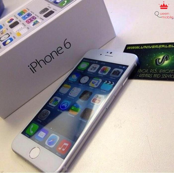 IPhone 6 chưa ra mắt đã bị khui hộp