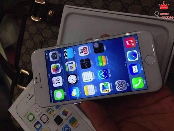 Loạt ảnh khui hộp iPhone 6