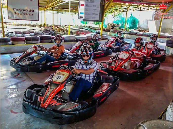 Môn đua xe có mặt lần đầu tiên tại Việt Nam