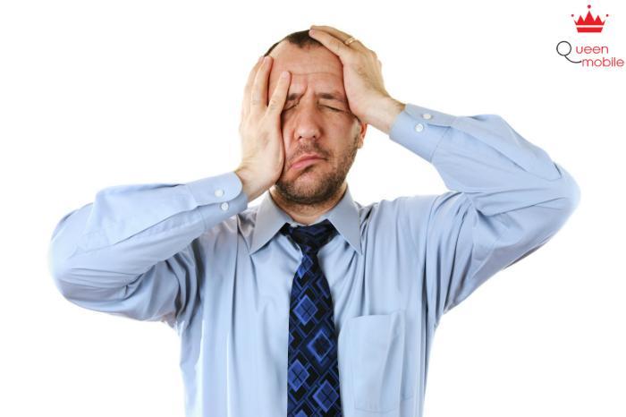 Stress ảnh hưởng rất xấu đến sức khỏe mỗi người