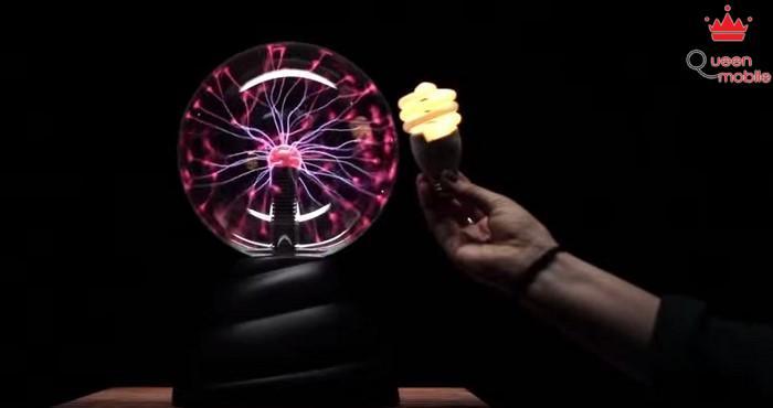 2. Thắp sáng bằng đèn plasma