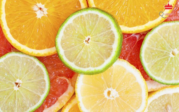 Cây họ cam quýt là nguồn cung cấp vitamin C dồi dào