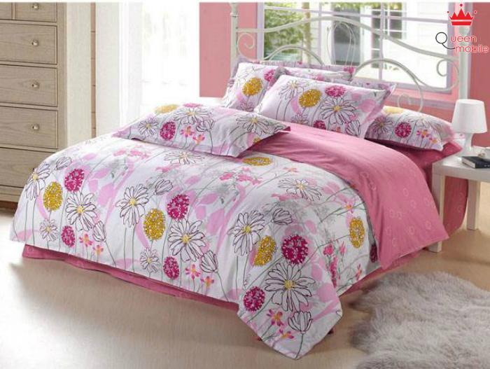 Dùng phấn thơm để vệ sinh drap trải giường vừa sạch vừa mát