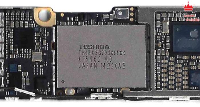 Bộ nhớ RAM vẫn là 1GB nhưng tốc độ chip xử lý tăng lên đáng kể