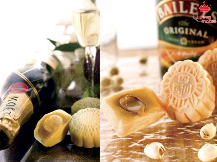 Bánh vừa mang hương vị châu Á, vừa mang hương vị châu Âu