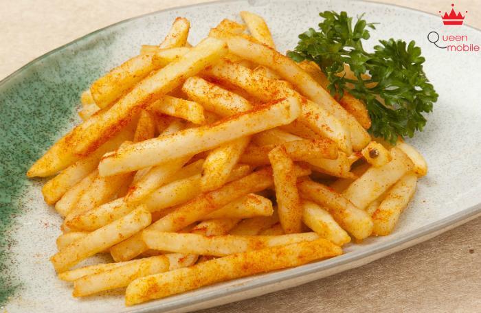 Thực phẩm chế biến sẵn chứa nhiều chất bảo quản không tốt cho da