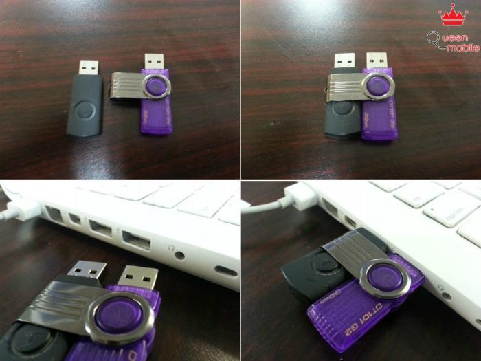 Có thể bạn chưa biết cách gài USB như thế này