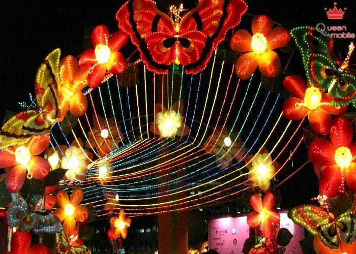 Trung thu là dịp để singapore thu hút khách du lịch