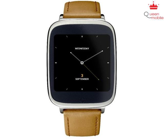 Đồng hồ thông minh Asus Zenwatch chính thức ra mắt