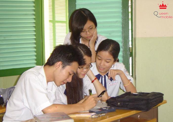 Học nhóm sẽ giúp bạn nhiều trong việc học tập