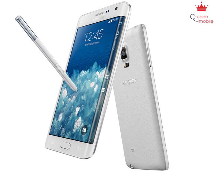Galaxy Note Edge và bút S-Pen