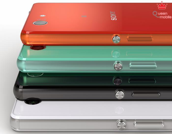 Sony Xperia Z3 Compact có 4 màu khá đẹp