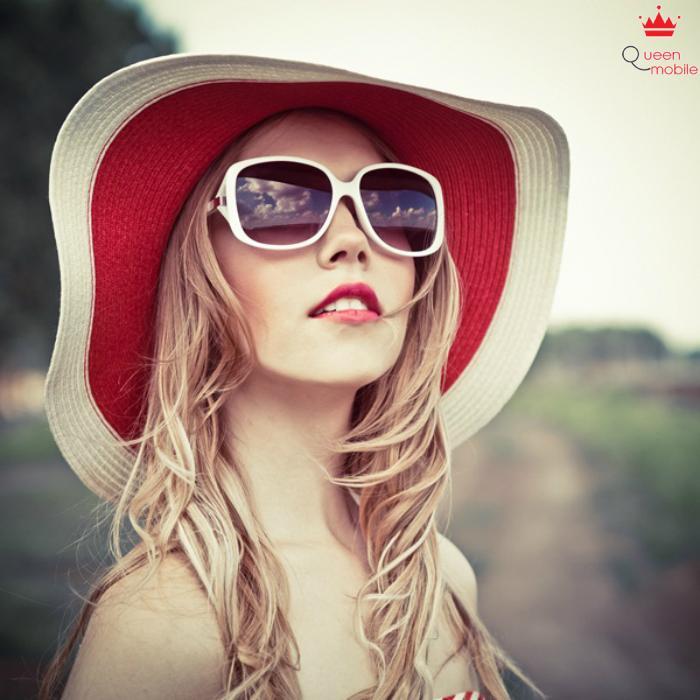 Nhớ đeo kính râm, khẩu trang và đội mũ khi ra đường