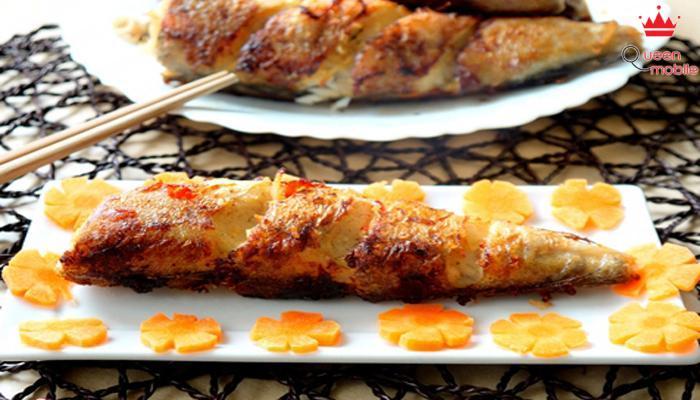 Món cá dùng nóng với cơm sẽ rất ngon