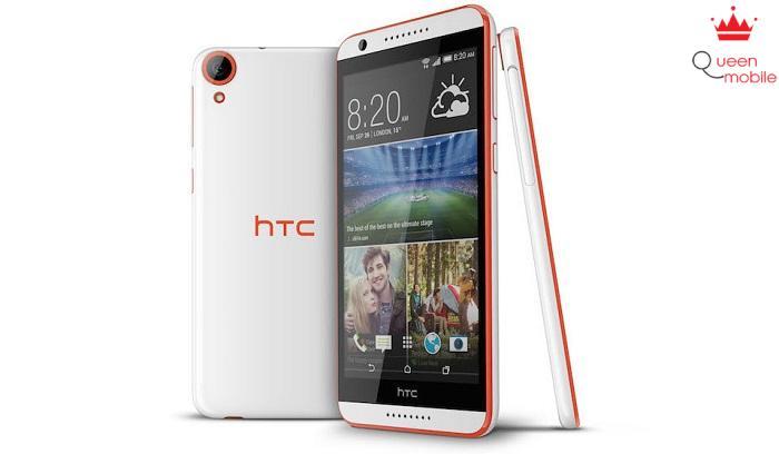 HTC Desire 820 sở hữu cấu hình mạnh mẽ với chip 64-bit