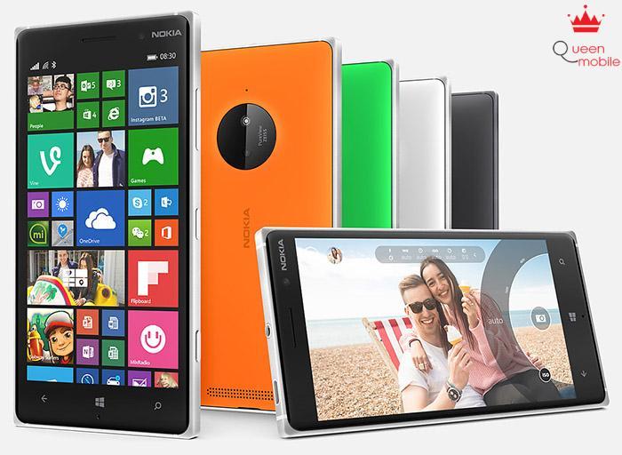 [IFA 2014] Nokia Lumia 830 chính thức ra mắt – Smartphone tầm trung có camera khủng
