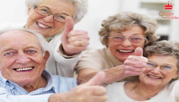 Trà xanh giảm các bệnh huyết áp thường gặp ở người già.