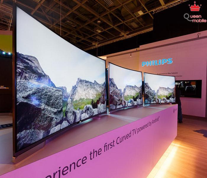 [IFA 2014] Philips công bố 3 mẫu tivi 4K chạy hệ điều hành Android