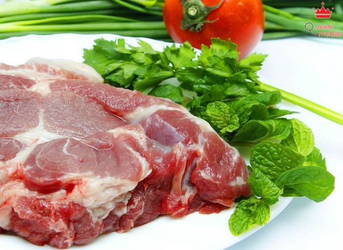 Nên luộc thịt trước khi chế biến