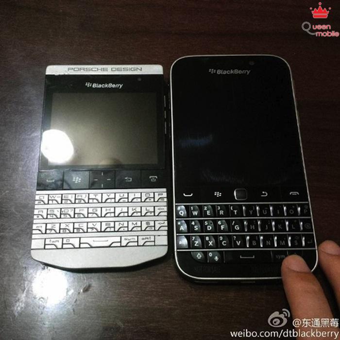 Blackberry Classic lộ ảnh sau một thời gian rò rỉ thông tin