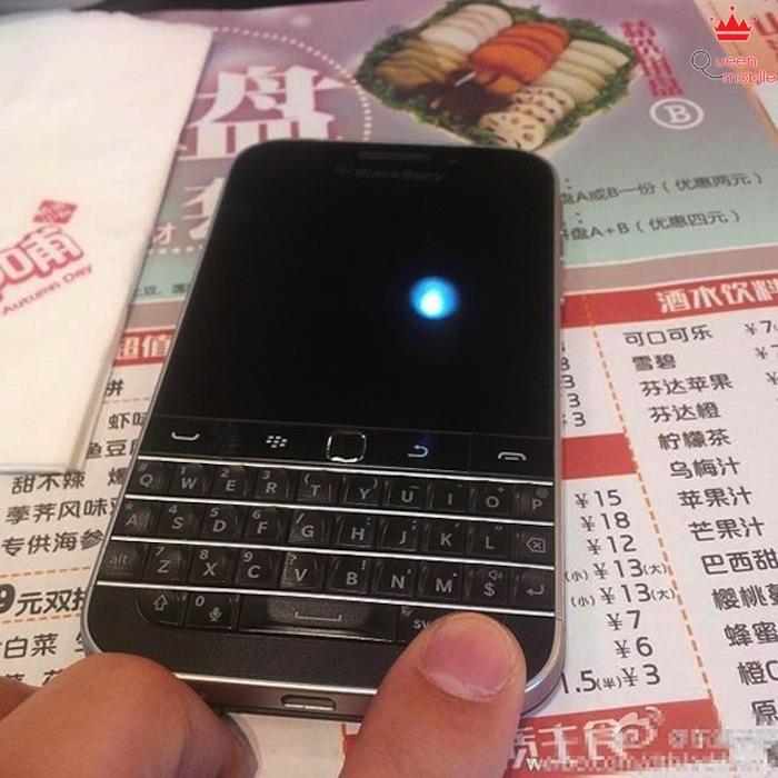 Ảnh thực tế của BlackBerry Classic