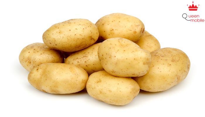 Khoai tây giúp giảm ảnh hưởng chất gây nghiện và nhiều bệnh khác