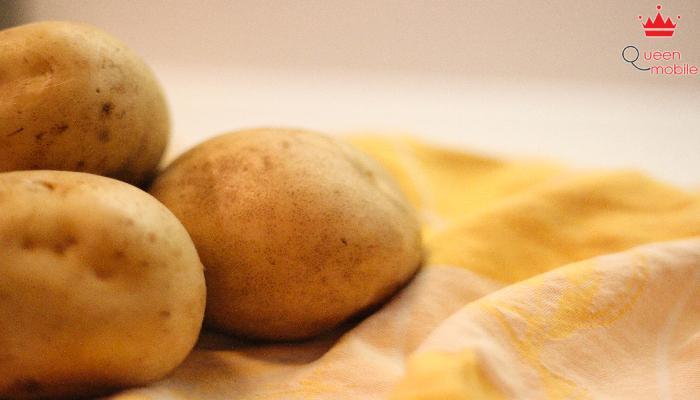 Khoai tây giảm lượng axit uric ở người bệnh sỏi thận