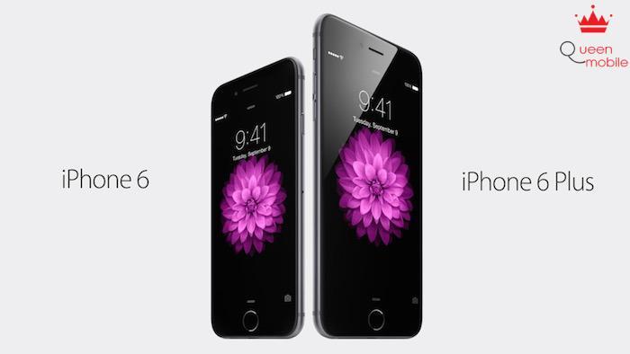 Apple chính thức giới thiệu iPhone 6 và iPhone 6 Plus