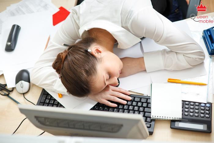 Ngủ trưa tăng cường hiệu quả làm việc