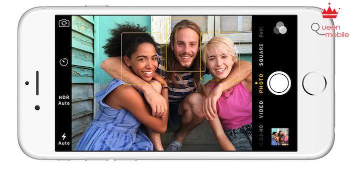 Tính năng nhận diện khuôn mặt cũng được nâng cấp để nhận diện nhanh hơn và cho ra ảnh nét hơn