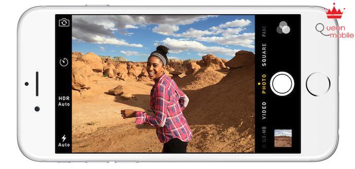 Công nghệ Auto Image stabilization cho phép chụp cùng lúc 4 bức ảnh khi di chuyển nhằm tạo ra ảnh tốt nhất