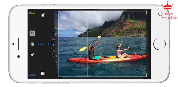 Ứng dụng Photo cho phép chỉnh sửa ảnh cực nhanh với vài cú chạm