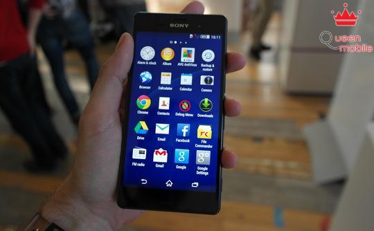 5 đặc điểm giúp Sony Xperia Z3 bỏ xa iPhone 6