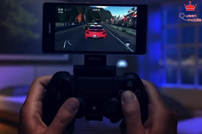 Xperia Z3 hỗ trợ tay cầm chơi game Playstation