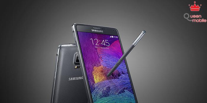 Samsung Galaxy Note 4 sở hữu bút S-Pen thông minh và tiện dụng