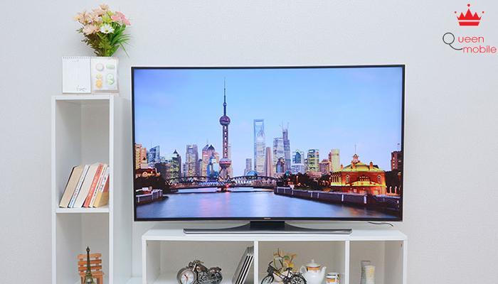 Review Tivi LED Samsung UA55HU7200- Smart Tivi màn hình cong độc đáo