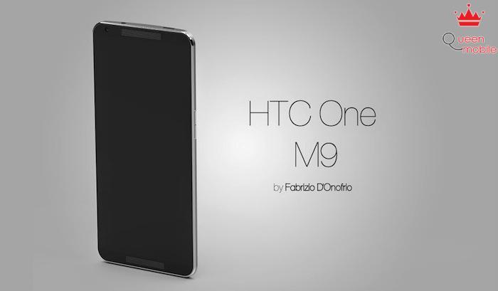 Ảnh thiết kế siêu đẹp của HTC One M9