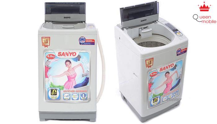 Tốc độ quay vắt vượt trội cho việc giặt giũ nhanh hơn