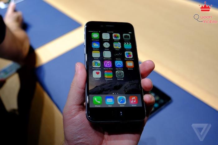 Loạt ảnh cực nét về iPhone 6 và iPhone 6 Plus