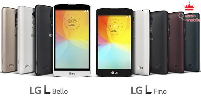 Bộ đôi Smartphone giá rẻ của LG chuẩn bị lên kệ