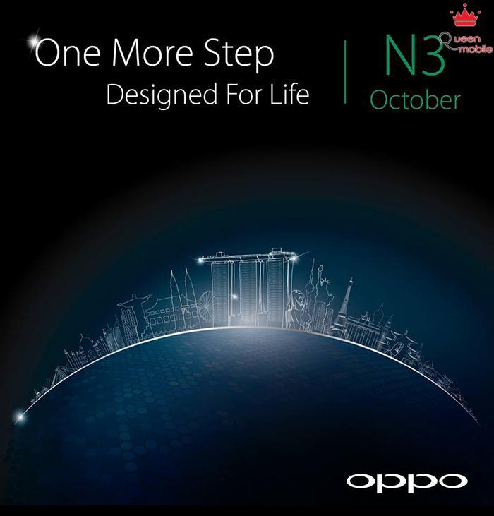 Bức ảnh hàm chứa nhiều ẩn ý về camera của OPPO N3