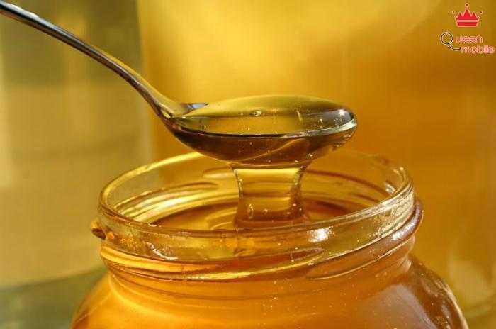 Mật ong giúp sát trùng vết thương