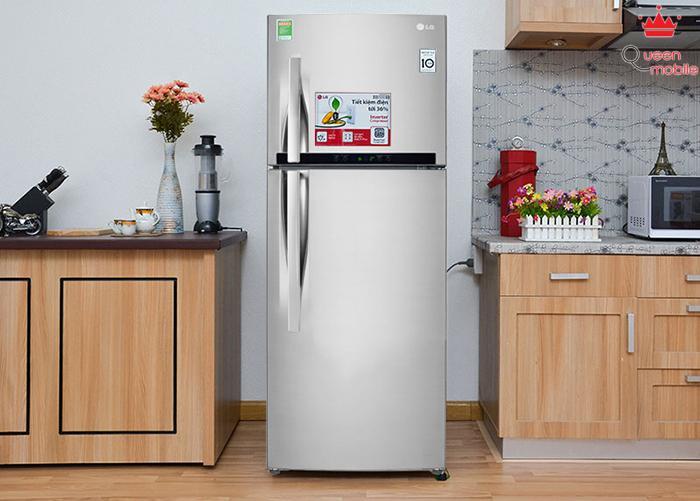 Tủ lạnh được xem là kho lương thực dữ trữ