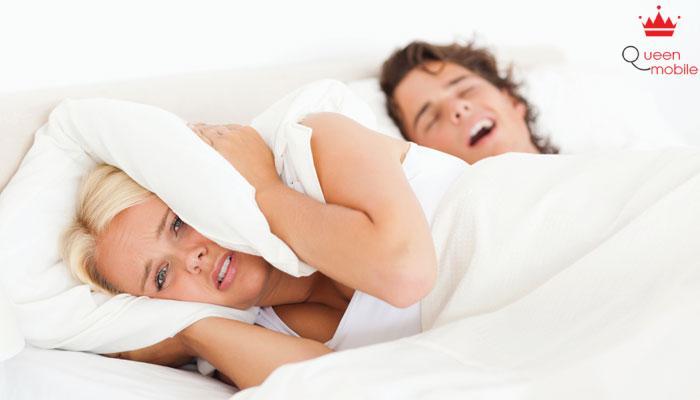 Mẹo hay trị ngủ ngáy
