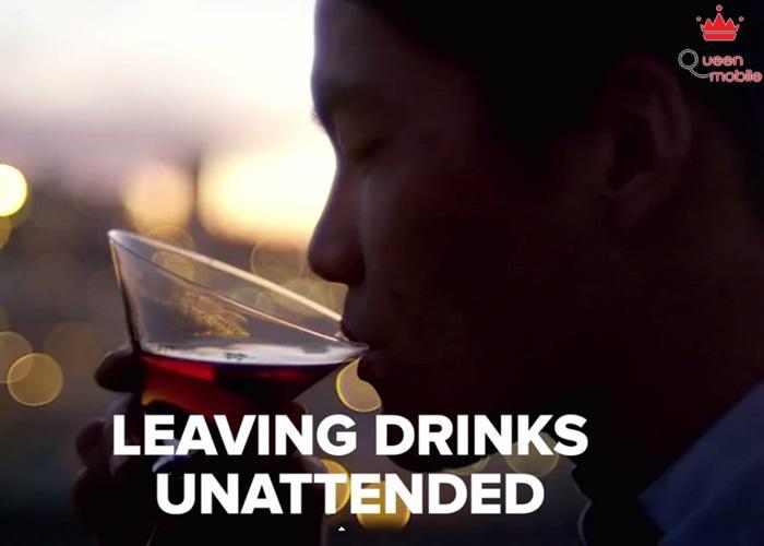 Đi uống rượu một mình, nhất là vào ban đêm, chẳng an toàn chút nào.