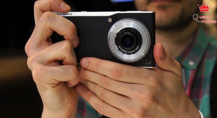 Thiết kế y như máy ảnh