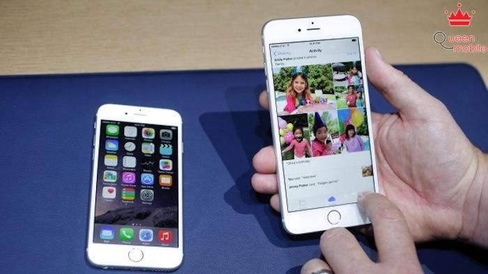IPhone 6 phá vỡ mọi kỷ lục đặt hàng với 4 triệu đơn hàng trong 24 giờ