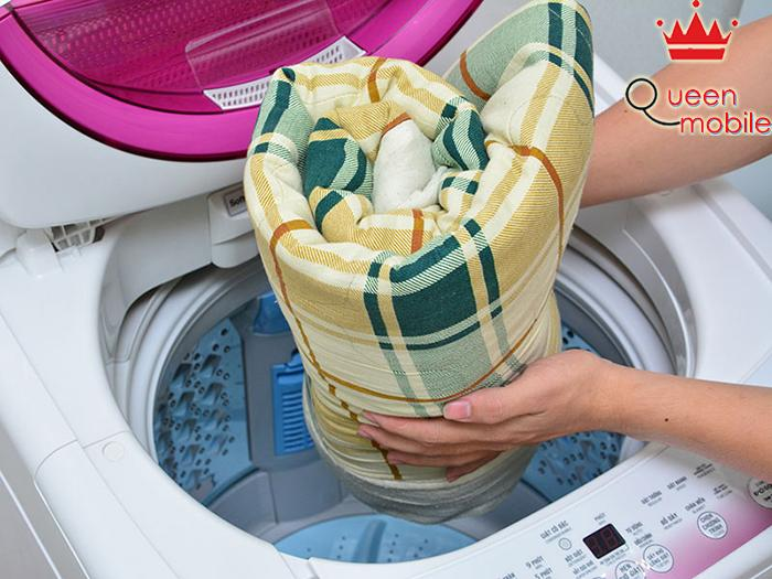 Chế độ giặt chăn mền tiện dụng