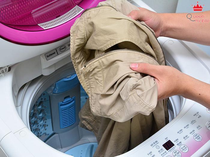 Chế độ đồ dày giúp bạn giặt tốt các quần áo dày cứng