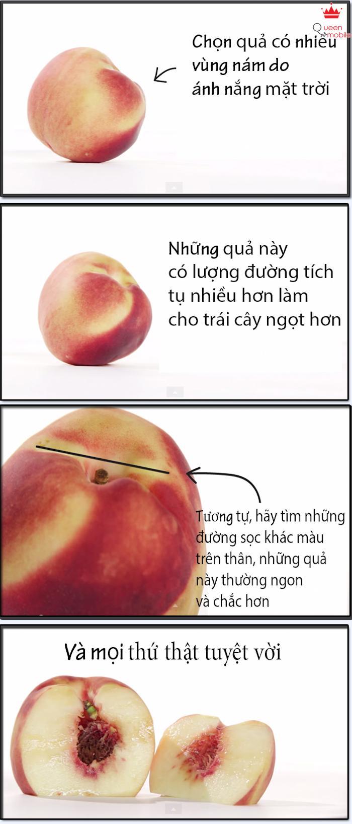 7 sai lầm khi chọn mua trái cây